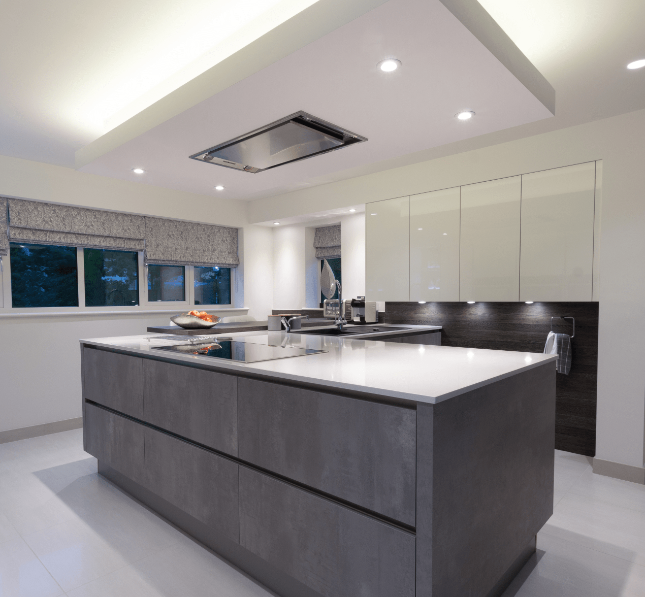 Built in cupboards durban elegant affordable design for Kitchen manufacturers durban